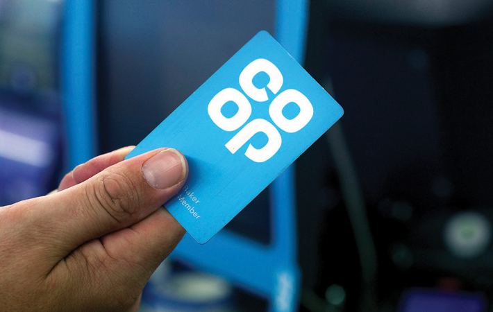 co-op loyalty card image