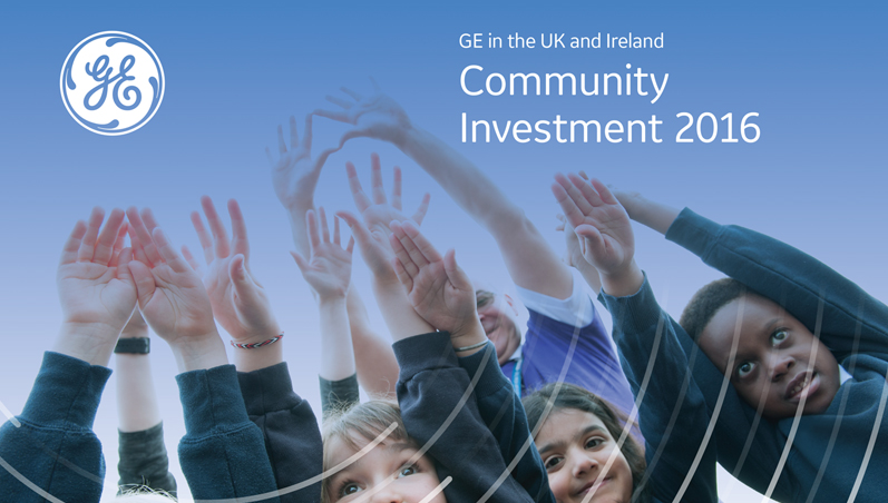 ge community investment desktop design